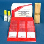 Test Kit ColoScreen Fecal Occult Blood Test (FOB) Stool Sample Non-CLIA Waived 34 Tests