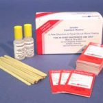 Test Kit ColoScreen Lab Pack Fecal Occult Blood Test (FOB) Stool Sample Non-CLIA Waived 100 Tests