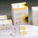 Test Kit Hemosure Immunoassay Fecal Occult Blood Test (iFOB) Stool Sample 10 Tests