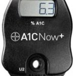 Test Kit A1C Now+ A1C Diabetes Monitoring Blood Sample CLIA Waived 10 Tests