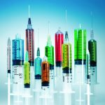 Tuberculin Syringe with Needle 1 mL 25 Gauge 5/8 Inch Detachable Needle Without Safety