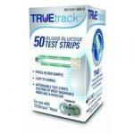 Blood Glucose Test Strips TRUEtrack 50 Test Strips per Box