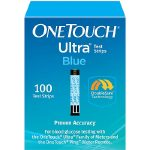 Blood Glucose Test Strips OneTouch Ultra