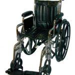 Standard Wheelchair 16 Inch. Sunmark® 115-3345