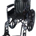 Standard Wheelchair 18 Inch Sunmark® 115-3642
