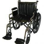 Standard Wheelchair 22 Inch Sunmark® 115-6785