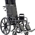 Reclining Wheelchair 22 Inch Sentra STD22RBDDA