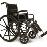 Standard Wheelchair 20 Inch Traveler® SE 3E010320