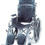 Reclining Wheelchair 16 Inch. Sentra 75795