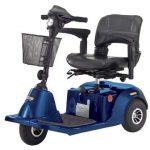 3 Wheel Medium Scooter Daytona 3 GT 3 Wheels Blue