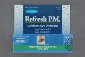 Lubricant Eye Ointment Refresh P.M. 0.5 oz. Ointment