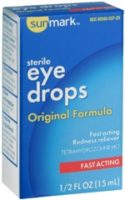 Lubricant Eye Drops sunmark 0.5 oz. Drop