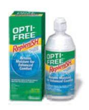 Contact Lens Solution Opti Free Replenish 4 oz. Liquid