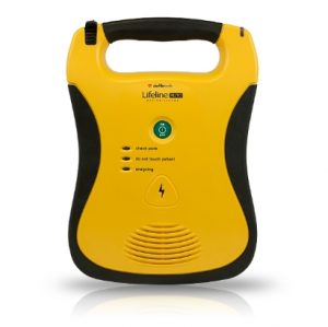 Defibtech Lifeline View AUTO AED Standard Package