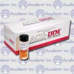 Prepared Media Acu-DTM ® Dermatophyte Test Medium (DTM) Amber Vial